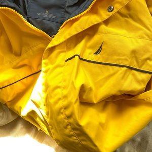 Vintage Nautica Rain Jacket